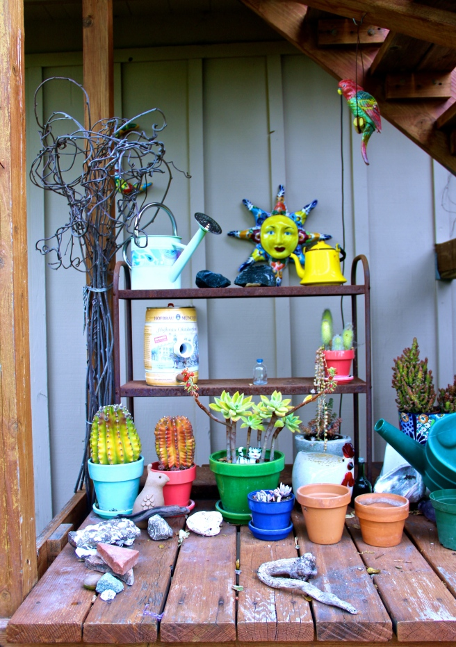 san jose california decorations pots