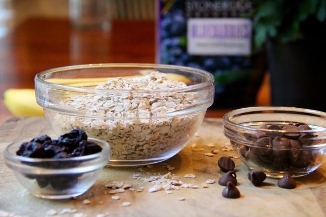 50 Calorie Low-Fat Healthy Breakfast Cookies