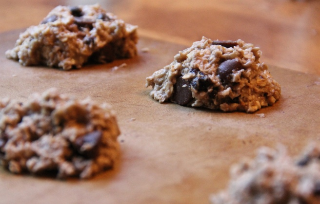 healthy low-calorie breakfast cookies