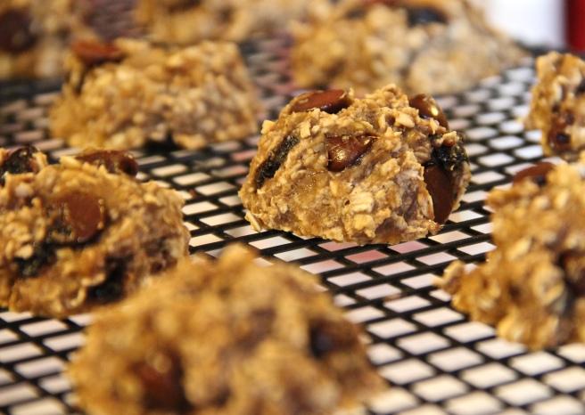 Healthy Breakfast Cookies Low-fat Low-calorie