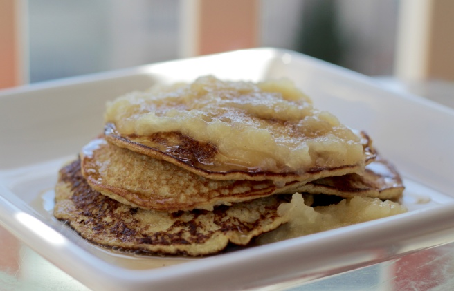 faith and fitness blog healthy pancakes